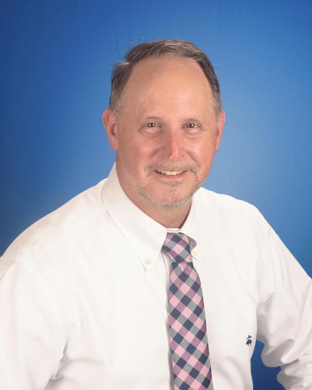 Pastor Peter Adler